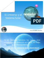 eluniversoyelsistemasolar-120116130209-phpapp01