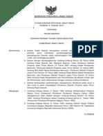 Perda Nomor 9 Tahun 2010 Tentang Pajak Daerah