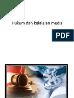 kelalaian medis
