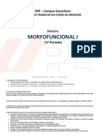 Morfofuncional I - 2014.2