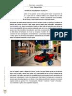 Informe Second Life