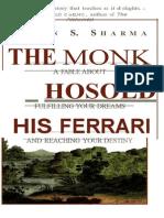 Robin S. Sharma -The Monk Who Sold His Ferrari