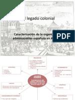 El legado colonial.ppt