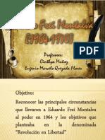 4. El Gobierno de Eduardo Frei i