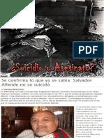 6. El Gobierno de Salvador Allende i
