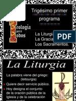 01610000 31er La Liturgia La Gracia Los Sacramentos
