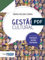 Cartilha - Gestão Cultural
