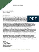 Main Street Alliance Endorses Freshman Health Care Amendment