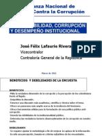 Debilidades Del Control Fiscal
