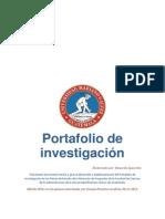 Portafolio de Investigacion Edicion 2014 Pensum Autorizados El 04112013