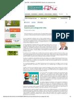Revista HSEC - ZONAS de SEGURIDAD_ Espacios Para Salvaguardar Vidas