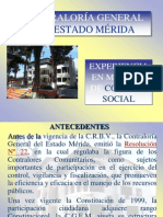 Control Social (Ponencia)