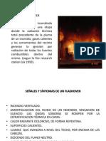 Incendio Fases Tipos