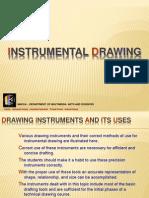 Instrumental Drawing