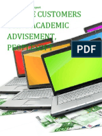 Oralce Customers using Academic Advisement, PeopleSoft - Sales Intelligence™ Report