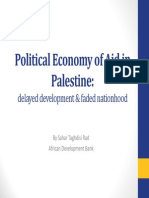 The Political Economy of Aid in Palestine