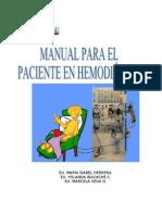 Manual Para Paceientes de Dialisis