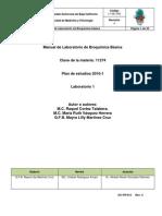 L1-ML-002 Manual de Laboratorio de Bioquimica Basica