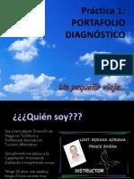 Portafolio diagnóstico