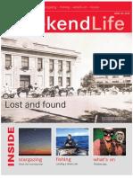SN Weekend Magazine Lost Shepparton June 28, 2014