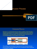 Extrusion Process Redefined