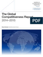 WEF GlobalCompetitivenessReport 2014-15