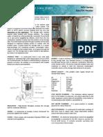 HEV Technical Data Sheet