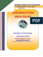 IIST Brochure