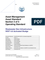 AM-PRO-WWT-WWT 4.6 Activated Sludge-SEC3 Issue 1.1