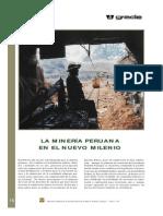 La Minería Peruana en El Nuevo Milenio GRADE