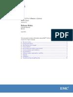 Docu54317 VSI for VMware VSphere Web Client 6.2 Release Notes