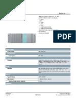 Data Sheet Service