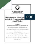 M Guarneri - Motivating Your Board of Directors v 2