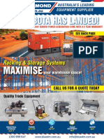 Blue Diamond Machinery Catalogue 2014