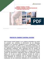 Sist. Monitoreo Control y Automatizacion de Consumos Energ.