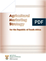 Agricultural Marketing Strategy for the Republic of South Africa