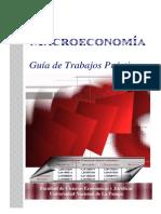 Macroeconomía - Guía de Trabajos Prácticos SIN SOLUCIONARIO