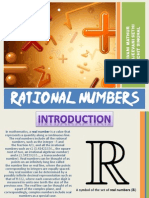 Rational Numbers PPT
