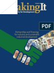 Making It #16 - Partnerships and financing