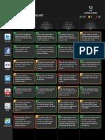 Interactive Social Media Infographic 2012. CMO.com
