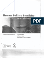 Avelar e Cintra - Sistema Político Brasileiro - Parte 4 - Cap 04