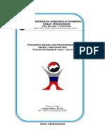 Program Kerja Ekstrakurikuler Mapel