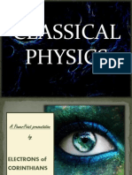 Classical Physics