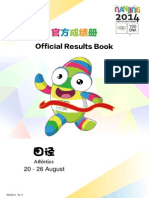 Results Book at V1.0