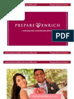 Prepare Enrich Mexico - Libro de Trabajo de la pareja - Consejeria Matrimonial