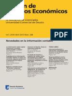 La Información Sobre Capital Intelectual