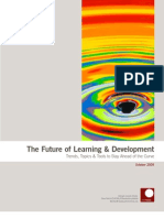 The Future of Learning and Development