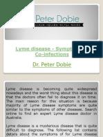 Lyme Disease - Symptoms & Co-Infections