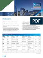 Colliers capital flows quarterly 2014Q2