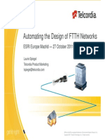 automatingthedesignofftthnetworks-111117034900-phpapp01